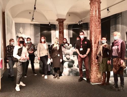 Spezialführung durch die Landesausstellung für die Salzburger Medienfrauen