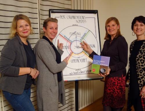 Medienfrauen auf Kompassrunde