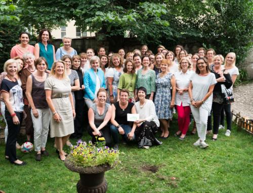 Traditionelles Sommerfest – 15 Jahre Salzburger Medienfrauen