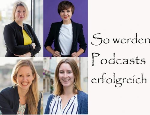 """""""So werden Podcasts erfolgreich"""""""