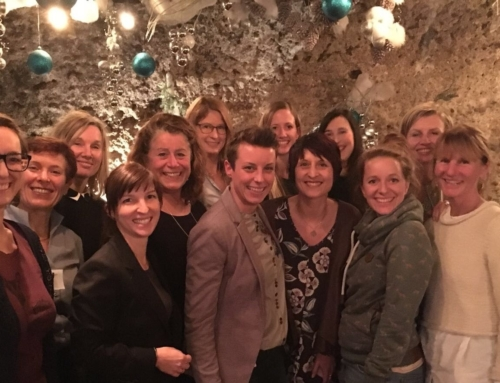 Salzburger Medienfrauen wählten Vorstand für 211 Netzwerkerinnen