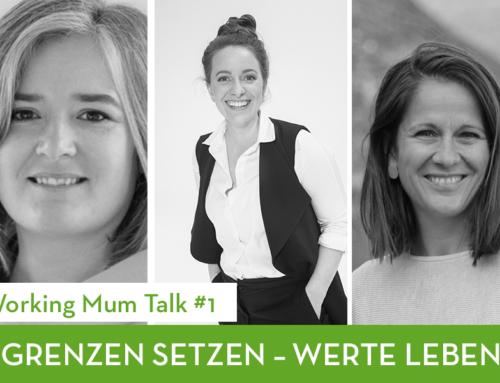 """Erster """"Working Mum Talk"""" im Zeichen von Covid-19"""
